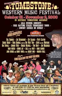 Tombstone Western Music Festival